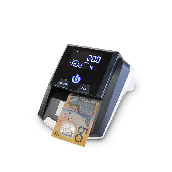 Counterfeit Money Counter