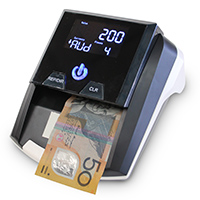 Instore Security - Counterfeit Money Detector